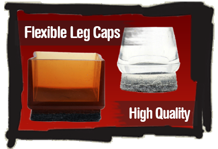 Flexible Leg Caps