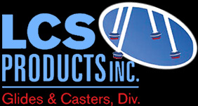LCS Products Inc | Glides & Casters Division Logo