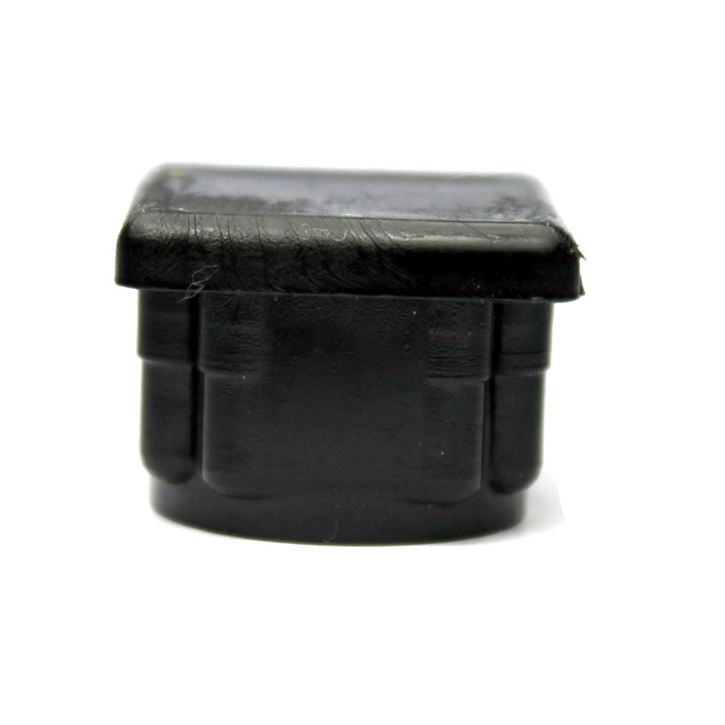Square Insert Glide - Not Ribbed - 1'' Diameter Tube for Chair Tips