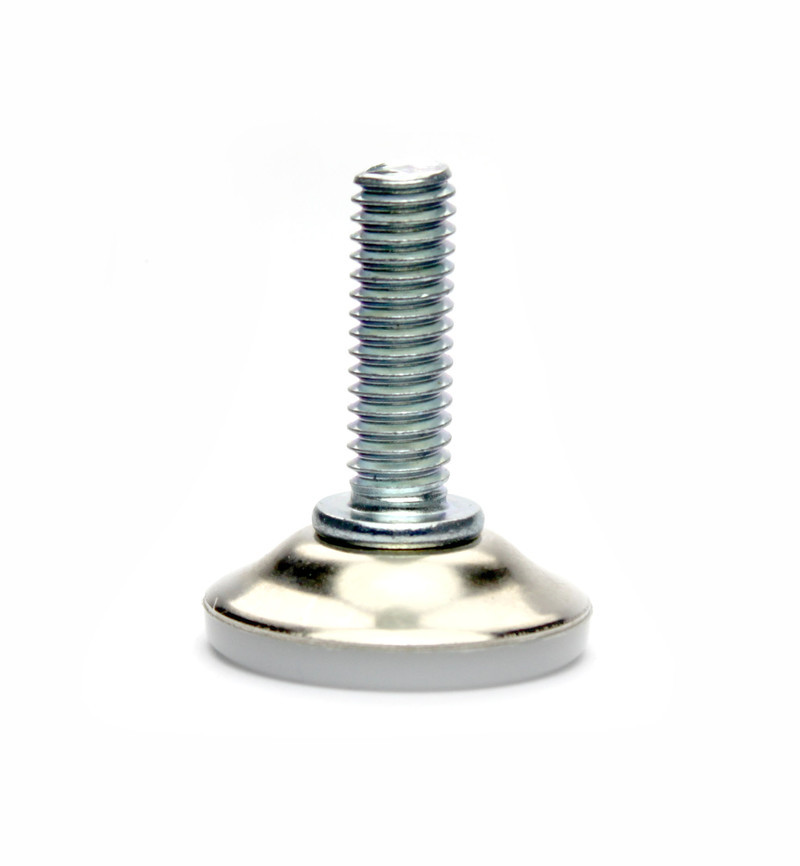 Screw In Leveler Glide 5 16 With Nylon Base