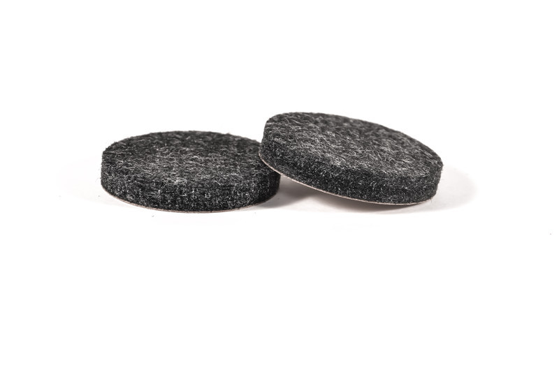 SuperFelt® - 1 1/2'' Diameter Round - for Chair Tip & Furniture